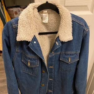 American Apparel denim jacket